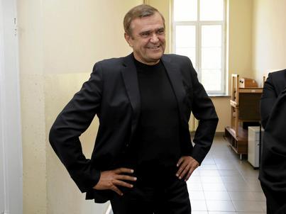 Roman Karkosik został oskarżony o manipulowanie akcjami spółki Krezus