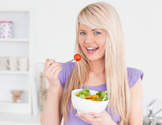 Nutricionistička dijeta bogata je voćem i povrćem