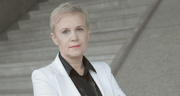 Beata Daszyńska-Muzyczka prezes zarządu Banku Gospodarstwa Krajowego