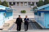 Samit Kim Dzong Un Mun Dzae In, Severna Koreja