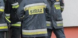 Potężna eksplozja w Warszawie. Ranny trafił do szpitala