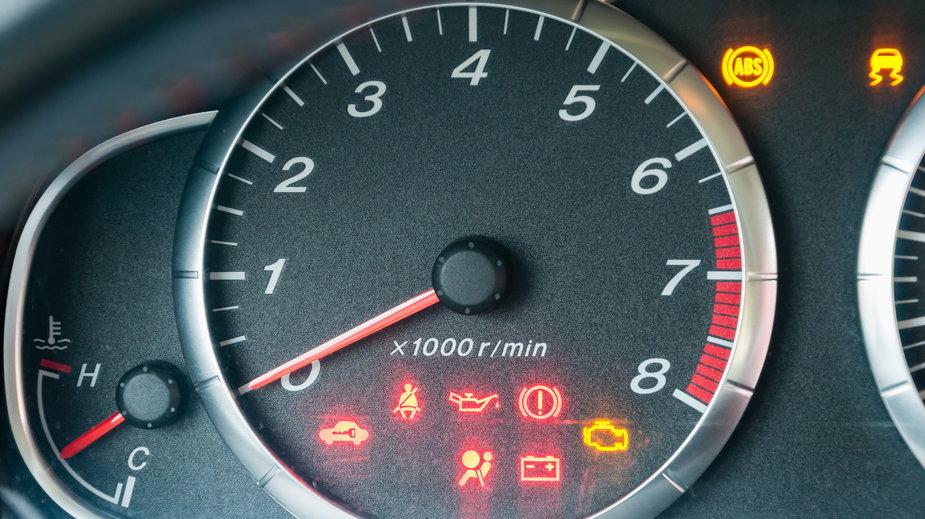 Kody błędów w samochodzie