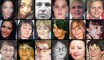 ZAUSTAVIMO NASILJE NAD ŽENAMA Iza svakog od ovih 28 lica krije se po jedna TRAGIČNA SUDBINA