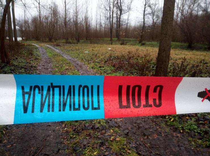 Policija je blokirala prilaz mestu na kom su poginuli migranti