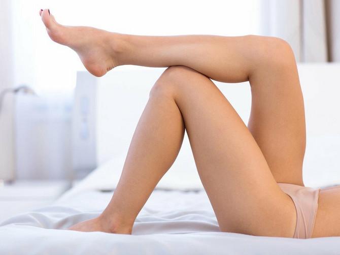 Zategnute noge