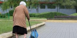Nie mieli litości dla staruszki. I nie tylko dla niej
