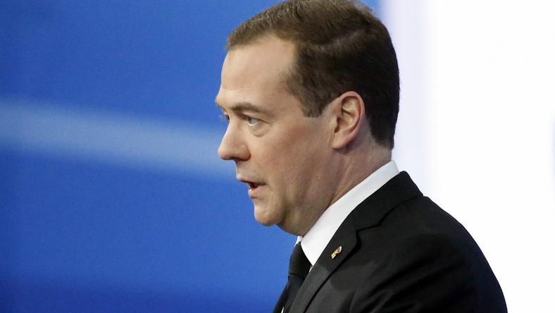 Opozycja oskarża Dmitrija Miedwiediewa o korupcję