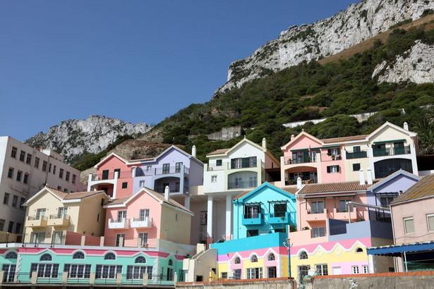 Domy na Gibraltarze