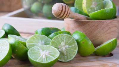 Lime: The health benefits of this fruit are incredible