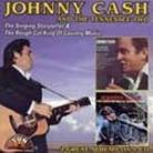 "Johnny Cash - ""The Singing Storyteller/The Rough Cut King Of Country Music"""