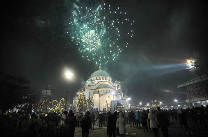 Srećna vam Srpska nova godina!