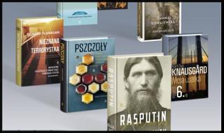 """Knausgård, islandzka """"Wyspa' i biografia Rasputina. Luty w Wydawnictwie Literackim"""