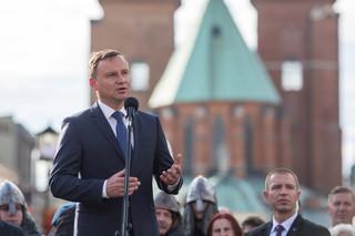 Prezydent: Dzieło naprawy polskiego państwa jest realizowane