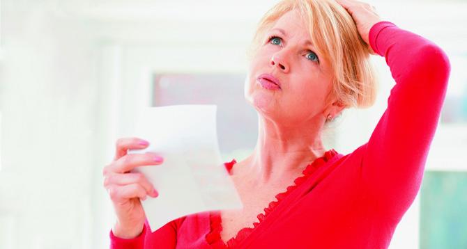 Menopauza kod žena nastaje najčešće između 40. i 50. godine života