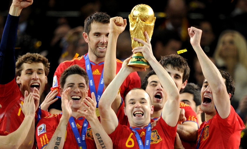 Hiszpania, puchar świata, mundial 2010