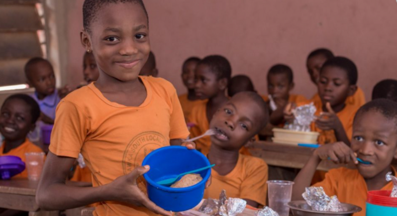 Millions of Nigerian students are beneficiaries of the National Home Grown School Feeding Programme [NHGSFP]
