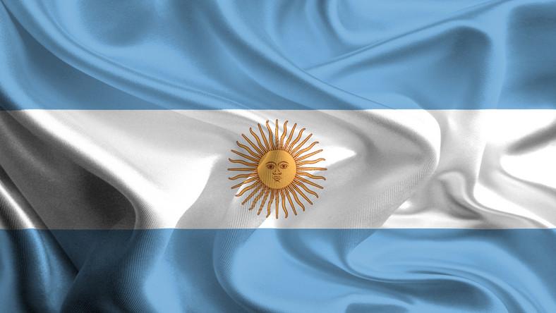 flaga, Argentyna