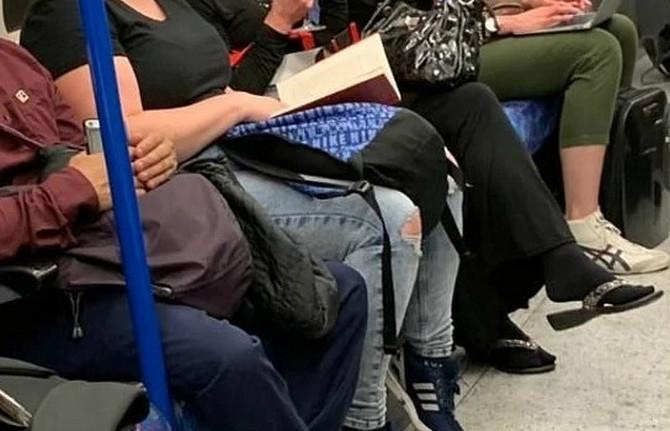 Ova dama je senzacija u gradskom prevozu