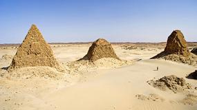 Piramidy, jakich nie ma nawet w Egipcie - zaginione miasta pośrodku pustyni