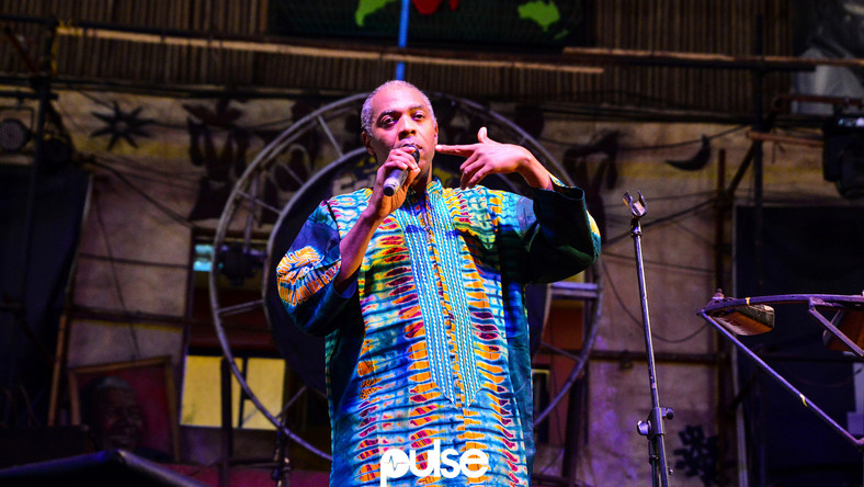 Femi Kuti is credited on Coldplay's new song, 'Arabesque'