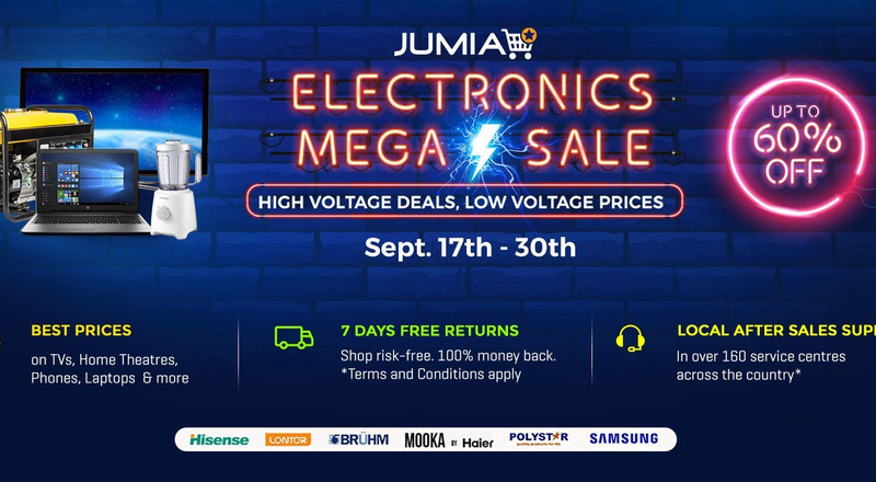 Company brings to you electronics mega sale with 7 days guaranteed free returns