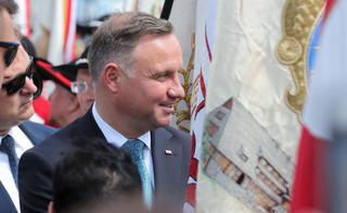 Generalski superekspres Andrzeja Dudy. Prezydent awansował połowę najwyższych oficerów