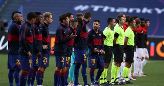 FC Barcelona - Bayern Monachium: trzęsienie ziemi w Barcelonie