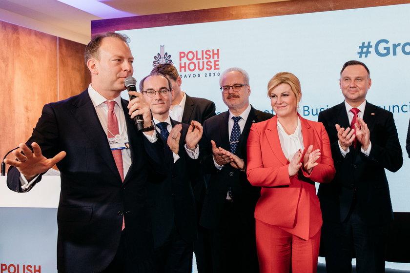 Powołanie Business Council of Growing Europe
