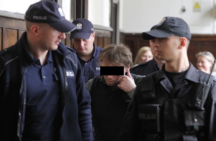 Arkadiusz B. skazany prawocnie za zabójstwo Edyty Wieczorek