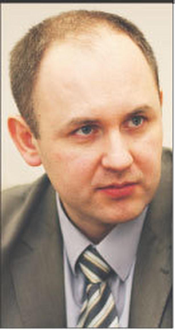 Jacek Sadowy, prezes Urzędu Zamówień Publicznych