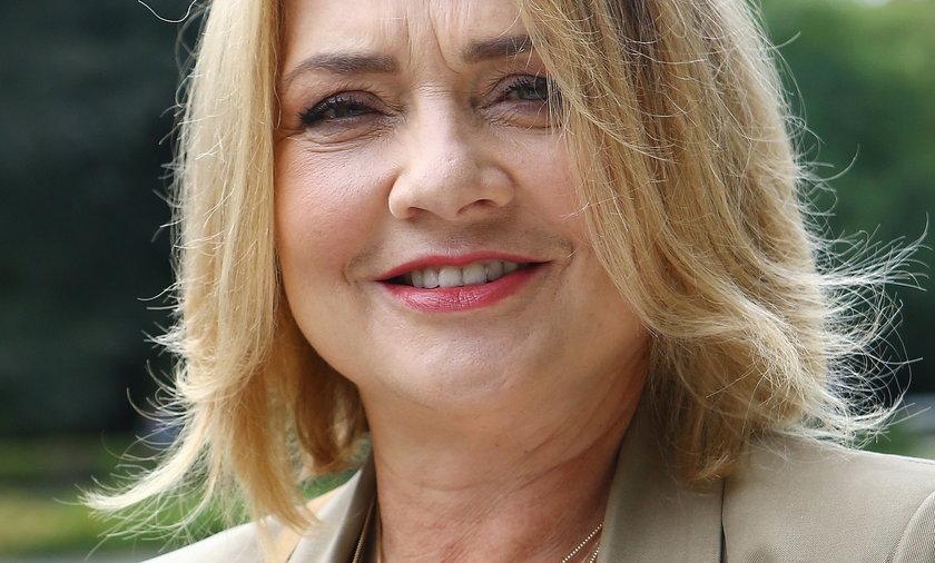 Małgorzata Ostrowska-Królikowska.