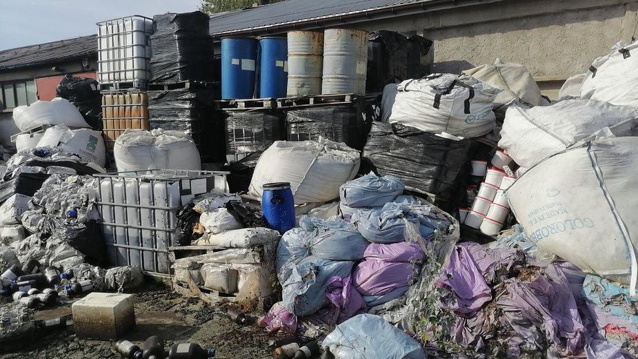Odpady - Brużyczka