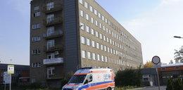Mężczyzna zmarł przed szpitalem. Tragedia w Oławie