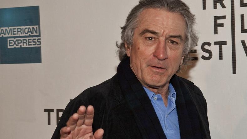 Robert De Niro: Chcę, żeby moje dzieci wiedziały, kim był ich dziadek