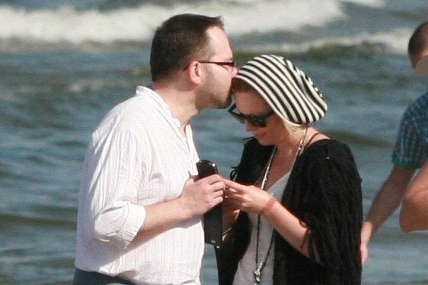 Krzysztof Herdzin i Anna Maria Jopek