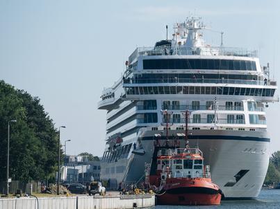 W planach jest budowa nowych terminali także dla statków pasażerskich