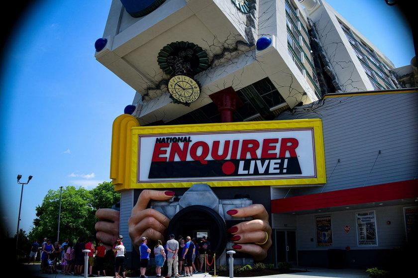 National Enquirer Live