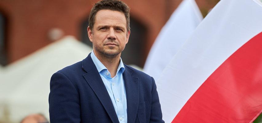 Trzaskowski w Faktach po Faktach: Nie jestem rozczarowany wyborem Tuska
