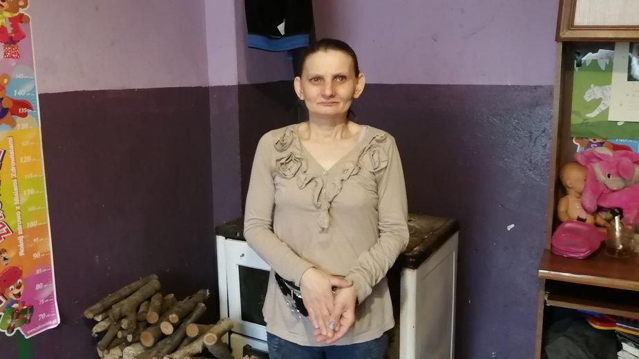 Pani Magda liczy, że dzieci będą musiały opuścić domu rodzinnego