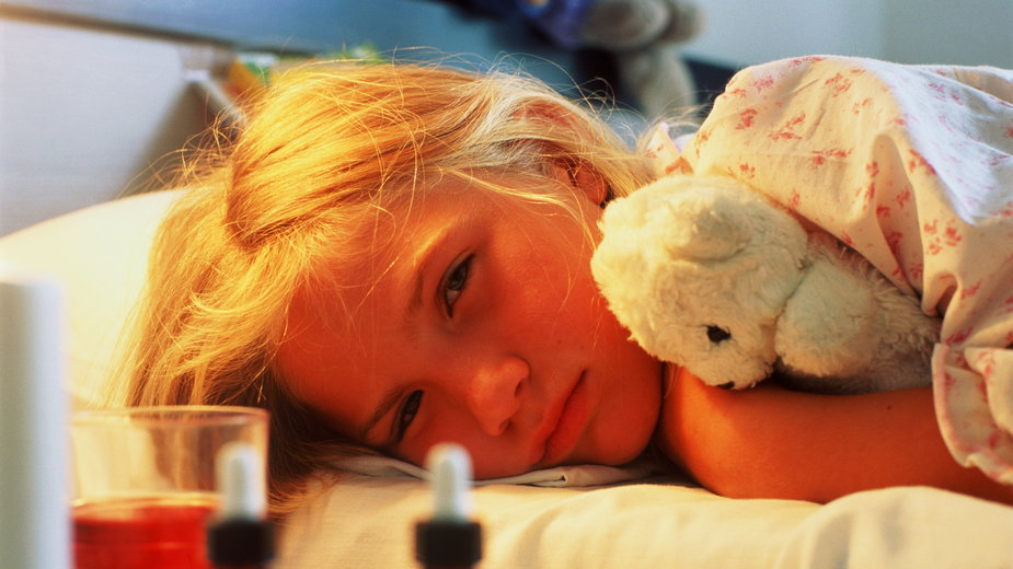 Zapalenie oskrzeli u dziecka - objawy i leczenie