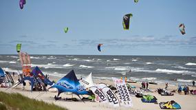 Dziewiąta edycja Pucharu Polski w kitesurfingu  Ford Kite Cup 2014