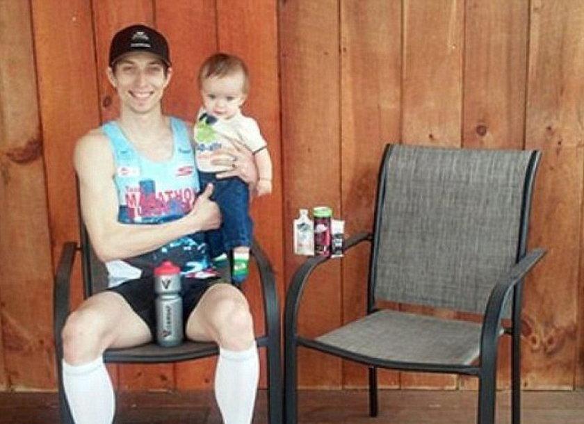 Dla chorego synka wygrywa maratony