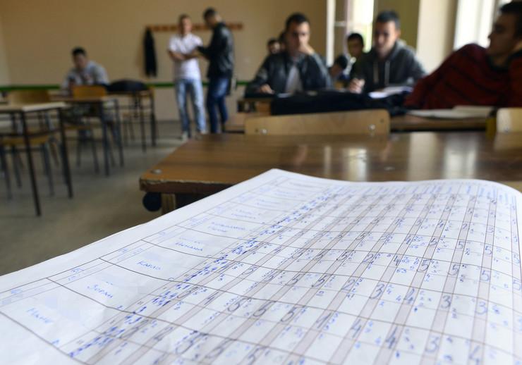 dnevnik  skola Mihajlo Pupin  foto Nenad Mihajlovic