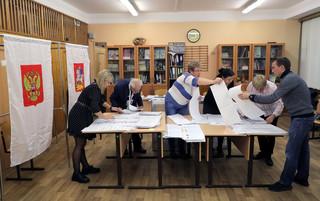 Exit polls: Jedna Rosja zdobyła 45,2 proc. głosów w wyborach parlamentarnych