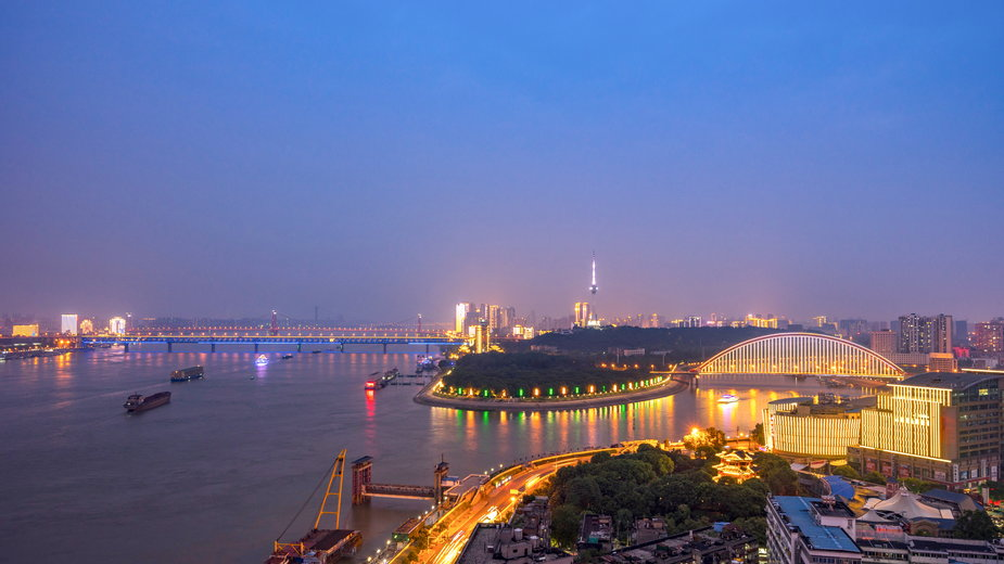 Wuhan, Chiny