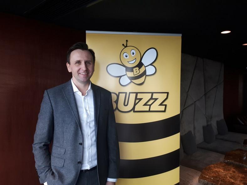 Mikhak Katzmarczyk, presidente de BUZZ
