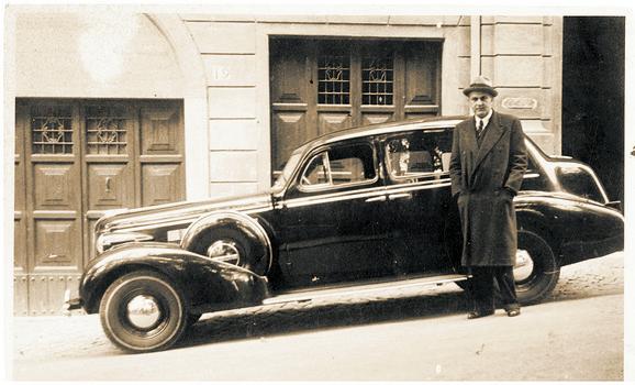 Pavle Beljanski voleo je luksuzne automobile