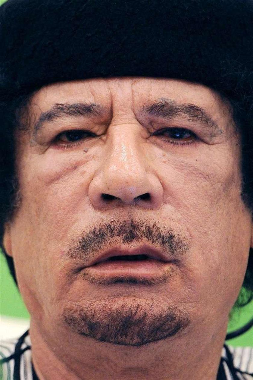 Co się stał z ciałem Kaddafiego? Zniknęło zaraz po śmierci...