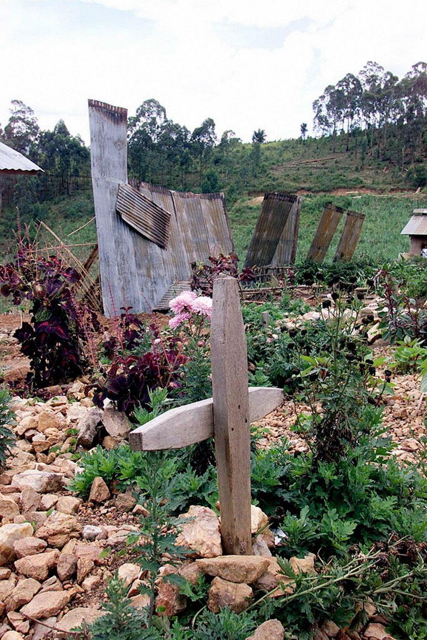 Uganda: rocznica masakry członków Ruch na rzecz Przywrócenia Dziesięciu Przykazań Bożych