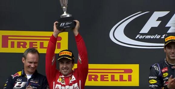 Fernando Alonso je dva puta bio svetski šampion
